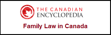 Family Law in Canada